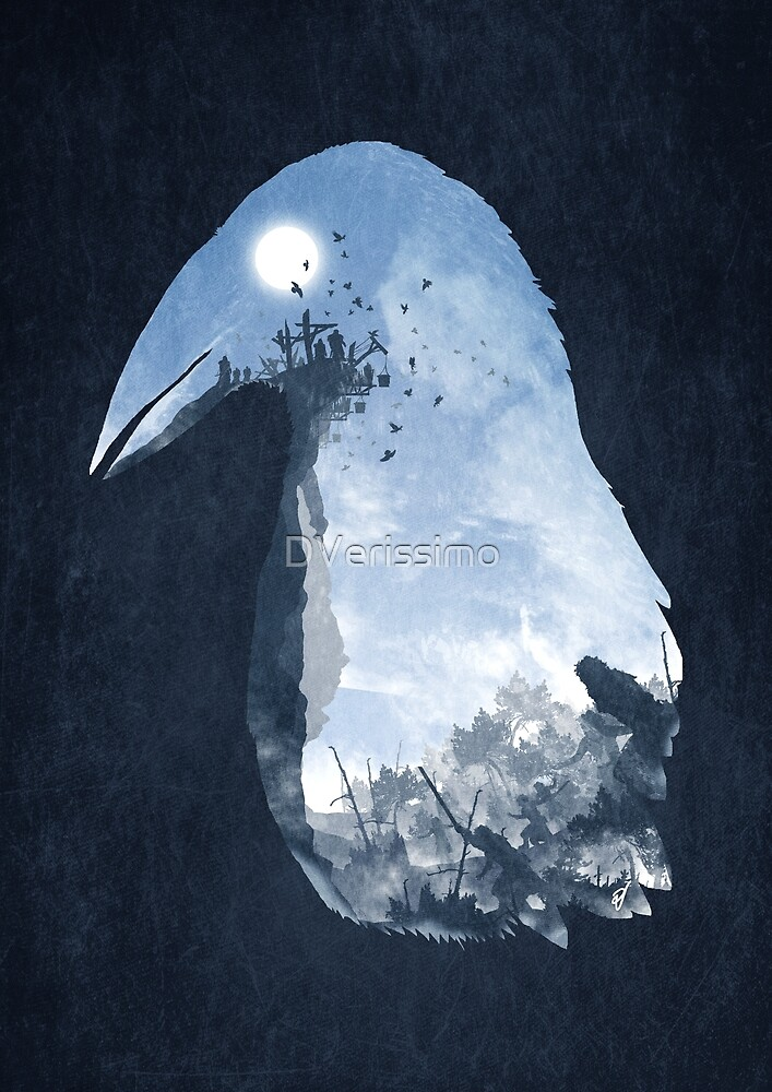 Rise of the Crow by DVerissimo