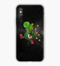 Intergalactic Yoshi iPhone Case