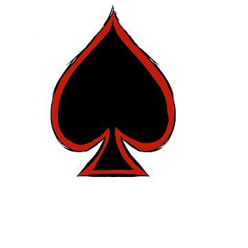 Spades  by ARMA02