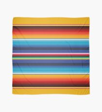 Mexican Poncho Background Scarf