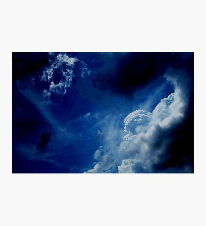 HEAVENLY CLOUDS II Photographic Print