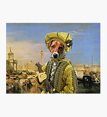 Jack Russell Terrier Art Canvas Print - Invitation to a duel Photographic Print