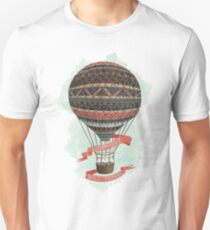 have love, will travel  Unisex T-Shirt