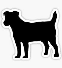 Jack Russel Sticker