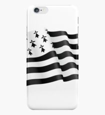 Breton flag iPhone 6 Case
