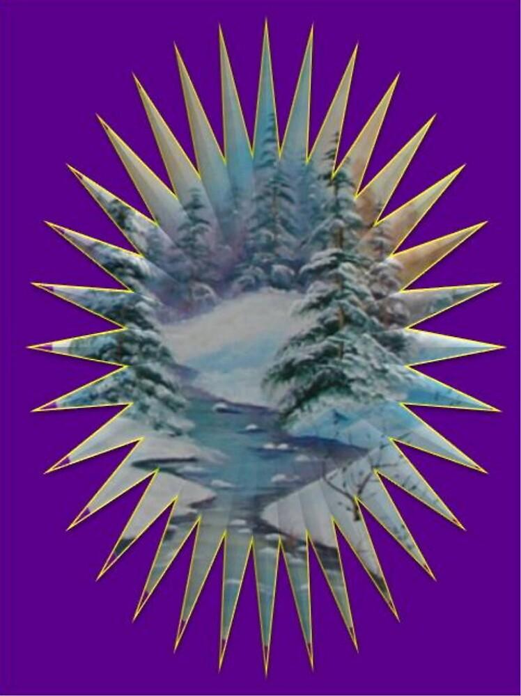 """Winter""""s Star by Irene Clarke"""
