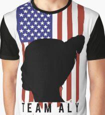 TEAM ALY Grafik T-Shirt