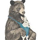 the bear au pair by lauragraves