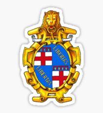 Bologna coat  arms Sticker