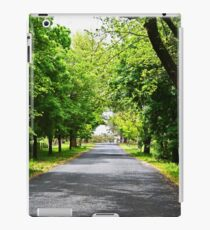 Hill End Country Road iPad Case/Skin