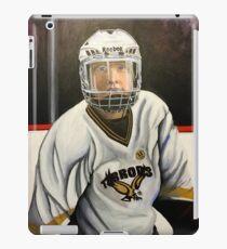 """Hockey Player""  iPad Case/Skin"