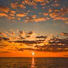 Portrait Sunset, Whitehaven, Cumbria, UK by KaiserSoser