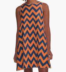 Auburn Gameday Dress 2 A-Line Dress