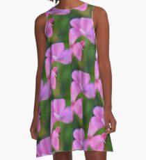 Bud in bloom A-Line Dress