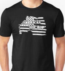 American Hip Hop (White) T-Shirt