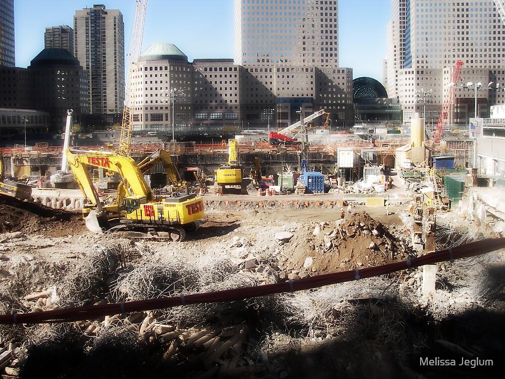 World Trade Center - Oct 2007 by Melissa Jeglum