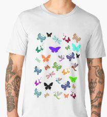 A world of Butterflies Men's Premium T-Shirt