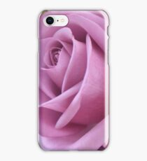 Purple Rose Floral Arrangement iPhone Case/Skin