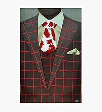 Sharply Dressed: Hannibal Photographic Print