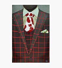 Sharply Dressed: Hannibal Photographic Print