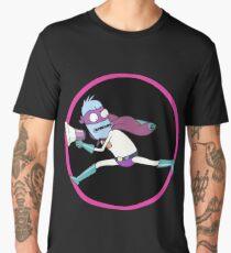 Eyehole Man - Rick and Morty Men's Premium T-Shirt