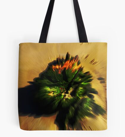 Moos in Bewegung Tote Bag