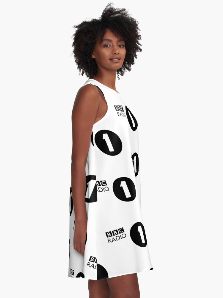 Alternate view of NDVH Radio 1 - 2007 A-Line Dress