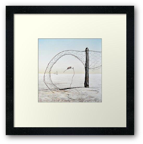 Lake Eyre II - Magic Circle Club by John  Murray