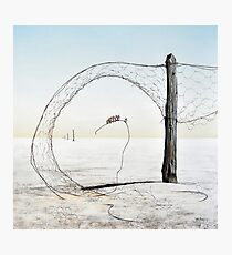 Lake Eyre II - Magic Circle Club Photographic Print
