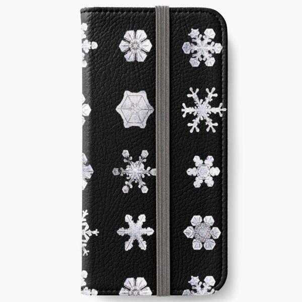 SNOWFLAKES iPhone Wallet