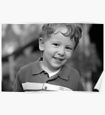 unposed kids photography Poster