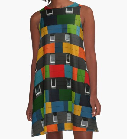 Toy Town A-Line Dress