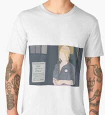 Rose Tyler Men's Premium T-Shirt