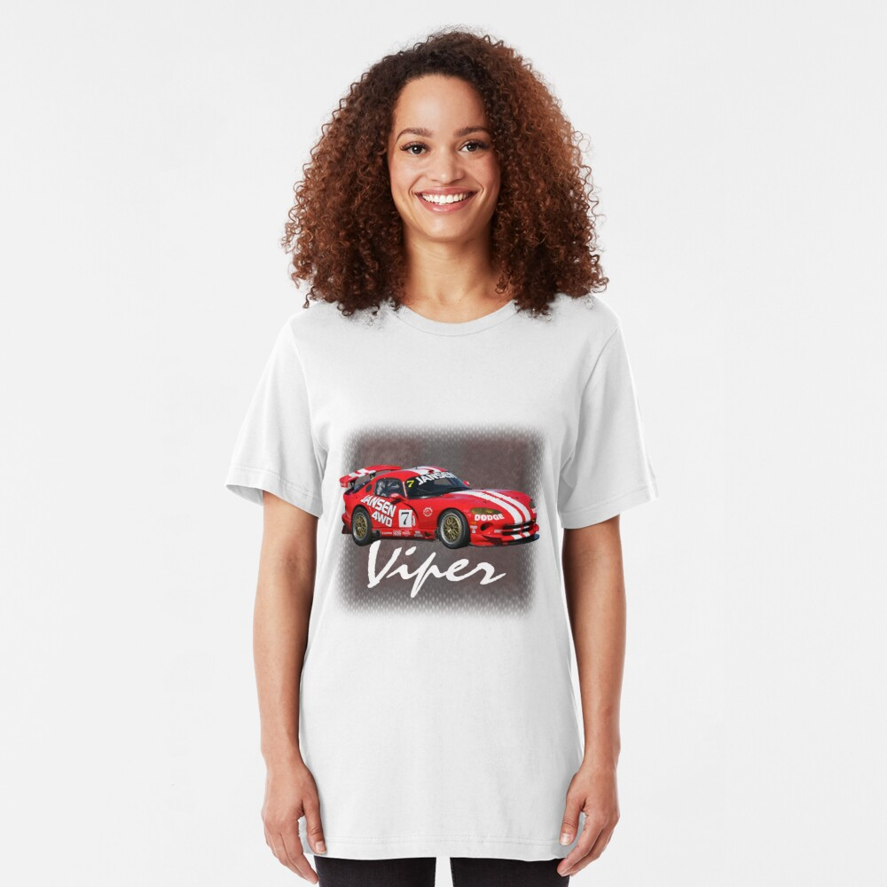 Dodge Viper Slim Fit T-Shirt