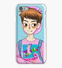 Duck Hunt Boy iPhone Case/Skin