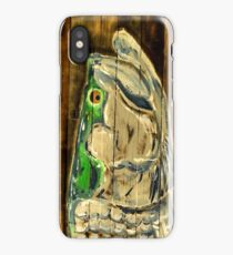 Tarpon Head - State Pallets iPhone Case