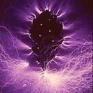 high-voltage oak leaf by Bernhard Adams