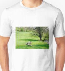 Sheep Bridge! at Thorpe Unisex T-Shirt