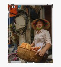 Donut Seller iPad Case/Skin