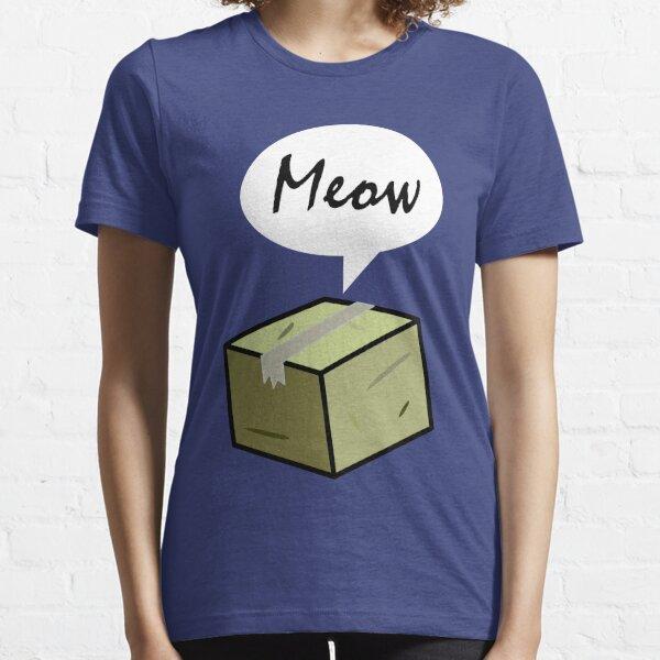 Schrödingers Katze Essential T-Shirt