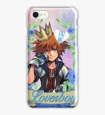 Loverboy Sora iPhone Case/Skin