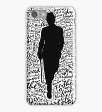 Everybody Knows iPhone Case/Skin