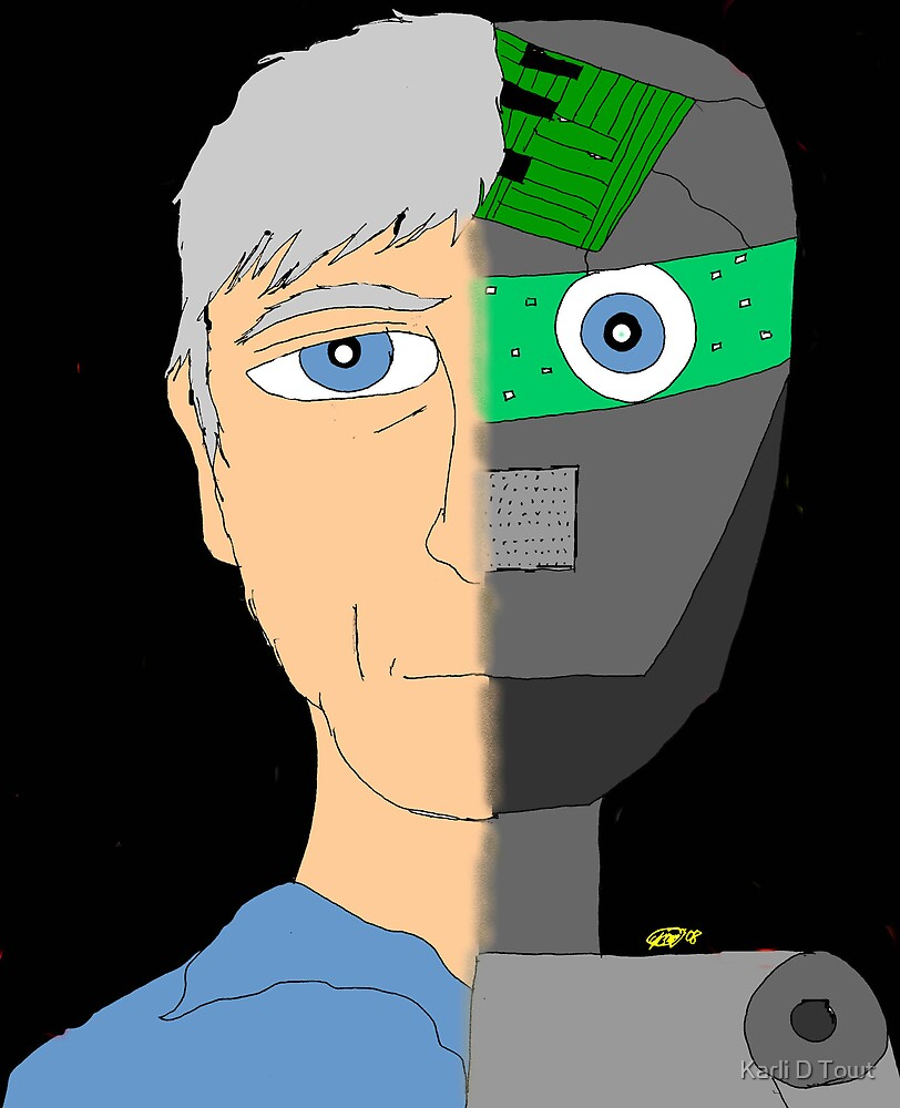 The Android- Douglas Kerrigan by Karli D Towt