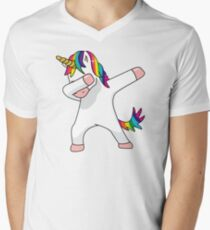 Unicorn Dab Shirt Dabbing Funny Magic Hip Hop T-Shirt For Men, Women, and Kids T-Shirt