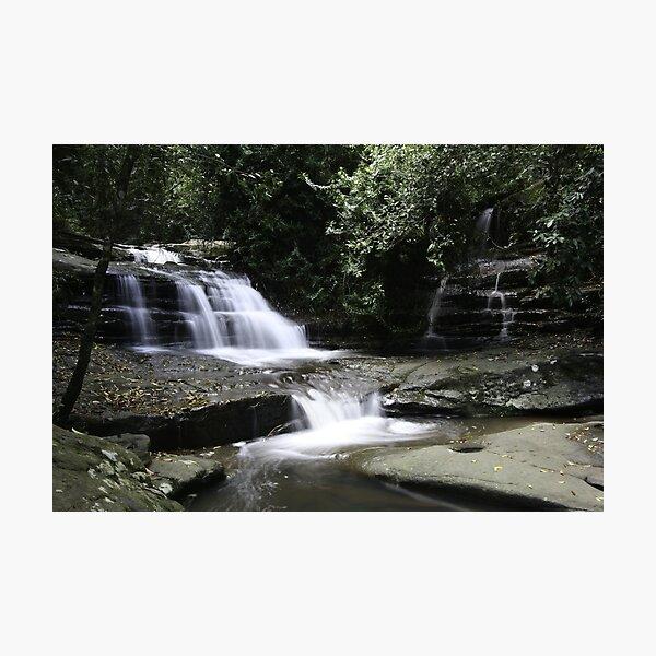 Serenity Falls Photographic Print