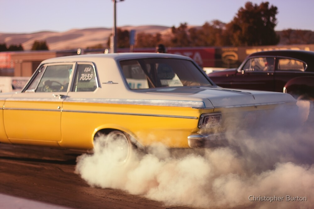 All Revved Up by Christopher Burton
