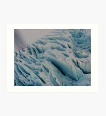 Layer upon Layer Art Print