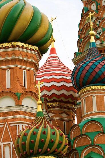 St.Basil's by mossko