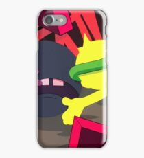 KAWS - Presenting the Past iPhone Case/Skin