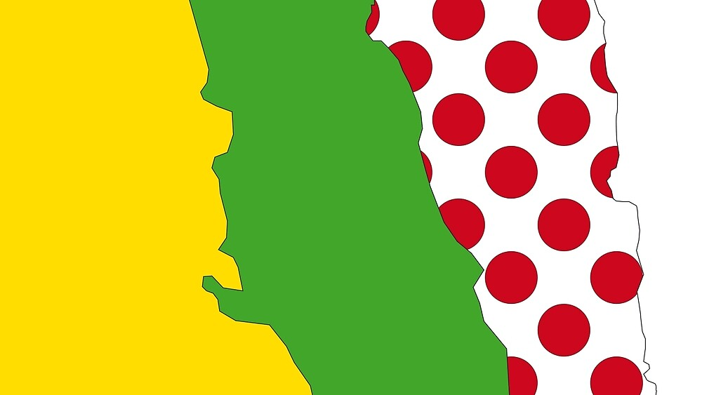 TOUR DE FRANCE - Living Hell by Hell-Prints